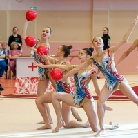 На чемпионате Сибири по художественной гимнастике выступят шесть омичек