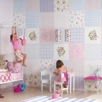 Какие обои выбрать в детскую комнату