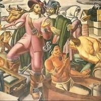 На картине 1937 года разглядели iPhone