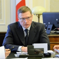 Бурков потребовал увеличить резервный фонд Омской области