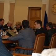 Сегодня состоялось очередное заседание Совета по информатизации Омской области