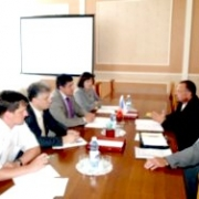 В Минпроме состоялась встреча с представителями чешской делегации