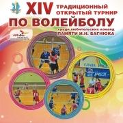 Турнир по волейболу памяти И.Н. Багнюка