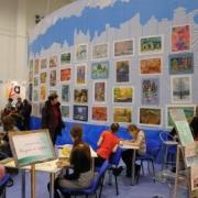 Попыталась стереть границы выставка «Омская культура»