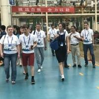Омские предприниматели отправились в Китай изучать бизнес-проекты