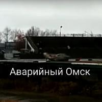 Момент происшествия на ДОСААФ в Омске попал на видео