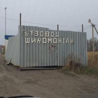 В Омской области открыли «Шиномонтаж Бузовой»