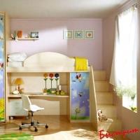 Как подобрать мебель в детскую