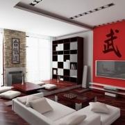 Городская квартира в японском стиле