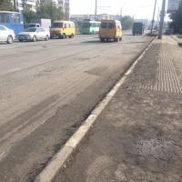 «Вторая волна» ремонта дорог разлилась по всему Омску
