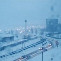 Омичи поделились впечатлениями о феврале и снегопаде