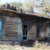В Омске сожгли памятник деревянного зодчества