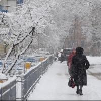 Синоптики анонсировали снег и похолодание в Омске