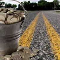 В Омске Двораковский решил ремонтировать дороги за счет нарушителей ПДД