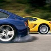 Сборы автолюбителей BMW.