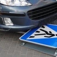 В Омске водитель иномарки сбил 8-летнего ребенка на пешеходном переходе