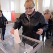 За воссоединение с Россией проголосовало 93 % опрошенных на экзит-поллах в Крыму