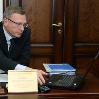 Буркова заинтересовал электронный ресурс для связи с жителями Омской области