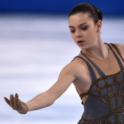 "Российская фигуристка взяла ""золото"" на Олимпиаде"