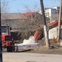Водоснабжение в Центральном округе Омска восстановлено