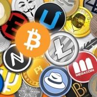 Популярные криптовалюты