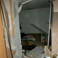 Мэрия Омска отремонтирует квартиры в пострадавшем от взрыва доме за счет бюджета