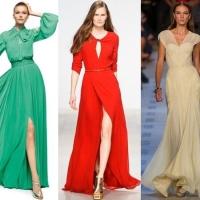 Трендовые коктейльные платья 2015 года