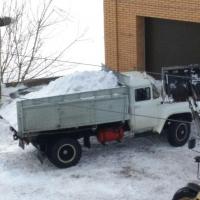 Исторически рекордный объем снега вывезли с омских улиц