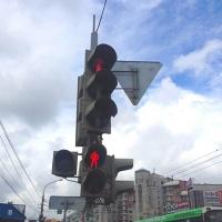 На оживленной улице в Ленинском округе Омска поставят светофор