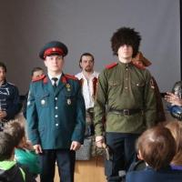 Юным омичам рассказали о военных традициях России