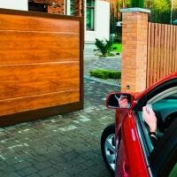 Почему удобно устанавливать автоматические откатные ворота