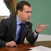 Поляков говорил с Медведевым от имени российского малого бизнеса