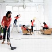 Золушка по-современному – уборка квартир в Москве