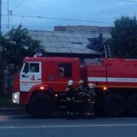 На выходных в Омской области в огне погибла 54-летняя женщина