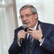 Толоконский и Назаров встретились со спортивной общественностью