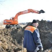 Омский водоканал подключает потребителей к новым сетям