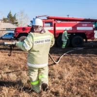Жители Омской области могут пойти в добровольные пожарные