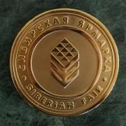 """Омская компания получила медаль """"СибСтрой-2012"""""""