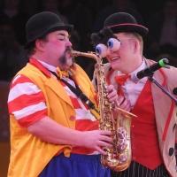 Омский цирк открылся для посещений