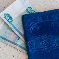 Владельцам авто в Омской области за прошлый год начислили 1,3 млрд рублей транспортного налога