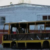 Водитель омского ПАТП создал фотоисторию списанных автобусов