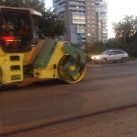 В Омске отремонтировали 20-ю дорогу