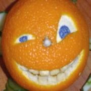 Испорченный новый год, или аллергия на мандарины