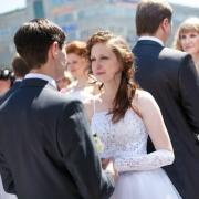 В Омске установлен рекорд - первая массовая клятва в любви