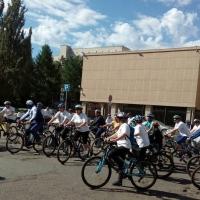 На Левом берегу Омска появится велодорожка