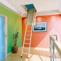Как выбрать лестницу на чердак?