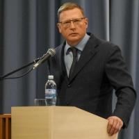 Впервые свой день рождения Бурков отметит в Омской области