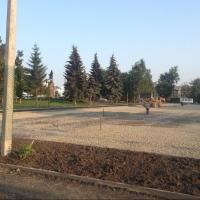 «Фонд развития города Омска»: привокзальная площадь, памятник Бухгольцу, летний кинотеатр