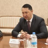 Омские бизнесмены могут получить выход на иностранные финансовые рынки