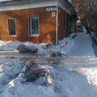 Внедорожник, врезавшийся в дом, может принадлежать жене зампреда правительства Омской области